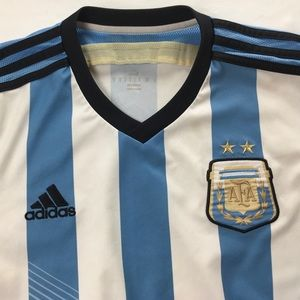 Argentina ⚽️🇺🇾🇦🇷 National Soccer Team Jersey